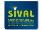 SIVAL 2020 : 34ème édition du Salon des productions végétales spécialisées du 14 au 16 janvier 2020 au Parc des Expositions d'Angers